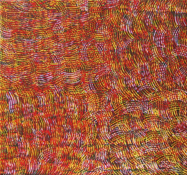 Painting by Jean Nambajimba